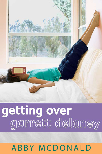 [book review] Getting Over Garrett Delaney by Abby McDonald